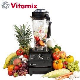 雙喬國際 ~Vita~Mix~全營養調理機~精進型~黑色 TNC5200^(V010162