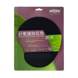 INTOPIC 廣鼎 紓壓護腕鼠墊 PD~GL~009