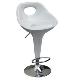 ~E~Style~精緻 氣壓棒 吧台椅 高腳椅 吧檯椅  鍍鉻金屬圓盤腳座 三色  ~2入