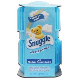 ~美國 ~Snuggle熊寶貝2入室內芳香劑 ^(286g^) ^(清新晨霧香^)