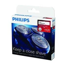 PHILIPS 飛利浦 原廠3入裝電鬍刀刀頭 HQ9 /HQ-9  適用 HQ9190 HQ9170 HQ8170 HQ8160 HQ8140