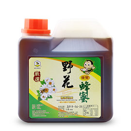 ~蜂蜜世界~野花蜂蜜1.5公斤