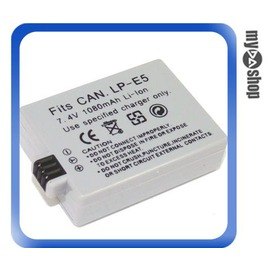 ~DA量販店~CANON LP~E5 鋰電池 1080mAh Canon EOS 450D