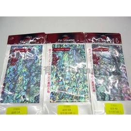 ◎百有釣具◎FUKUSHIMA 超便宜路亞用 貝殼貼紙A型 自行DIY素材 適用 : 米諾/ 餌木/ 鐵板
