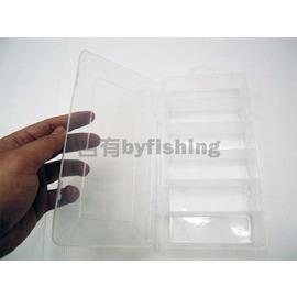 ◎百有釣具◎FUKUSHIMA BH-1024 6格路亞盒