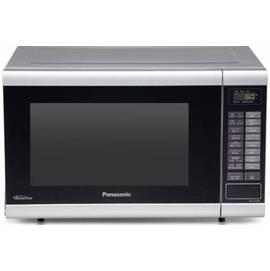 送歐洲進口強化餐盤1個【國際牌】《PANASONIC》32公升◆觸控式~變頻微波爐《NN-ST651》