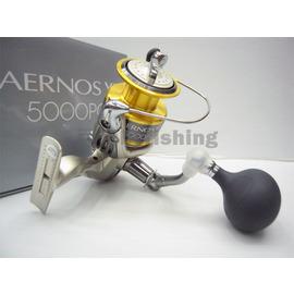 ◎百有釣具◎SHIMANO   NEW AERNOS XT 紡車式捲線器 5000PG ~小搞搞鐵板可用