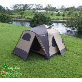 大林小草~【BL-300】威力屋300屋式帳篷 帳棚.帳蓬.『是最大的快搭型屋式帳篷』冬暖夏涼.四季可用