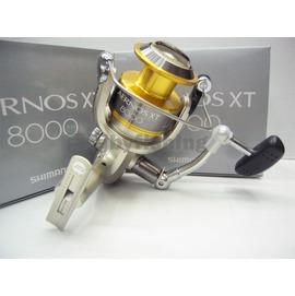 ◎百有釣具◎SHIMANO  NEW AERNOS XT 紡車式捲線器6000型~送母線