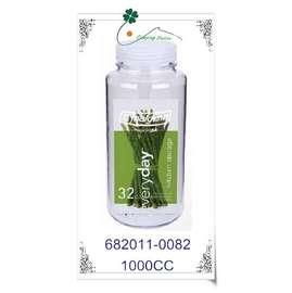 大林小草~【682011-0082】Nalgene 廚房多用途食物儲存罐 1000cc Tritan材質 防漏、耐用不含雙酚A(BPA)