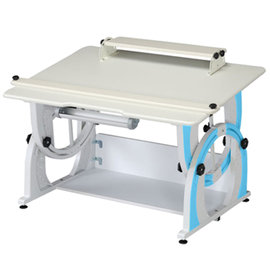 ~ 屋~KIWI兒童伸縮成長書桌DE~100A色 免  製 辦公桌椅 兒童書桌