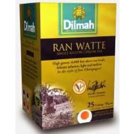 Dilmah帝瑪朗 RAN WATTE^(盒裝立體茶包^) 高海拔單品特級紅茶_ 20入