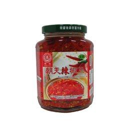 德記朝天辣椒王350g^(全素^)