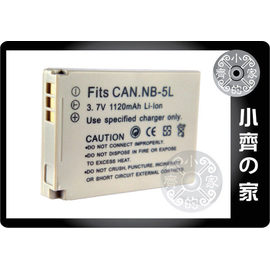 小齊的家 CANON IXUS 970IS,800IS,850,860IS,900Ti,IXY 1000,870IS,900IS sx210is SX230,NB-5L鋰電池-免運費