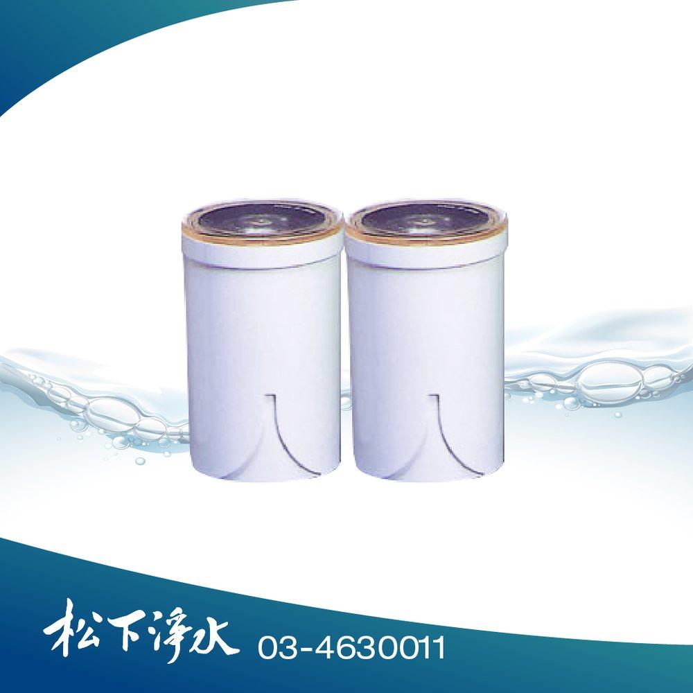 TORAY 東麗 SL/SX系列 高效過濾型 卡式 濾心 STC.V2J 可過濾12種物質 2入裝【適用SX603E/SX7J】