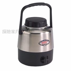 6501A707美國COLEMAN不鏽鋼保冰桶/保冷桶/茶水桶/水箱/露營/野營