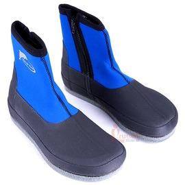 UL51寬頭無釘長統溯溪鞋(24~28號)長筒防滑鞋/毛氈布底/潛水/朔溪/釣魚