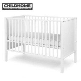 【安琪兒】比利時【Childhome】美學家時尚款嬰兒床-椰子白【贈床墊+床包】