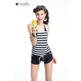 #8226 羽萱泳裝 #8226 比基尼 罩衫 #8226 三件式泳衣 泳裝 XL  P3