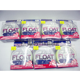 ◎百有釣具◎FLOAT 平行捲磯釣母線 150M ~規格2.0/2.5/3.0/3.5~買就送小零件盒