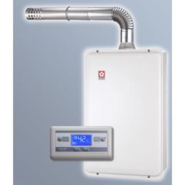 【櫻花牌】《SAKURA》16L(16公升)出水量◆浴SPA數位恆溫熱水器《SH-1691 / SH1691》含運送安裝