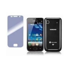 SAMSUNG GALAXY S i909 手機螢幕保護膜/保護貼/三明治貼 (高清膜)