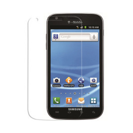 三星/samsung  T989 手機螢幕保護膜/保護貼/三明治貼 (高清膜)