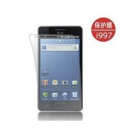 三星/samsung  i997 Infuse 4G  手機螢幕保護膜/保護貼/三明治貼 (高清膜)