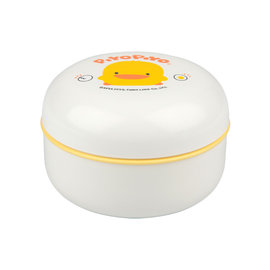 黃色小鴨痱子粉盒+隔層
