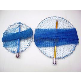 ◎百有釣具◎ 7寸框4尺沙龍網~溪釣 池釣適用