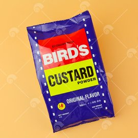 【艾佳】Bird's卡士達(蛋黃粉)300g/包