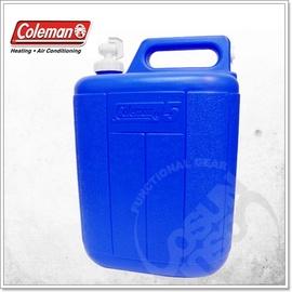 【美國 Coleman】5加侖水桶.飲料桶.水袋.水桶.水壺.聚會.露營野餐.釣魚.戶外活動 5620B718G