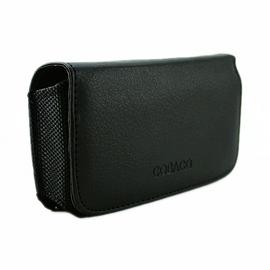 Samsung E1080/E1252/E2550/E2600/E2652W/E3210/F339/F669/S3370 橫式腰掛皮套 (PU合成皮+裡層不織布)