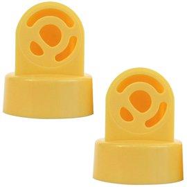 親寶吸乳器黃色活塞 2入 - 於美樂各款吸乳器  Freestyle除外 ,非 活塞, 與