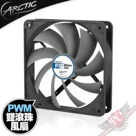 PC PARTY   AC Arctic Cooling F12 PWM CO 120
