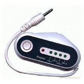 迷你 萬用/車用/室內 MP3/ CD/PDA/iPod/iphone (廣播電台)頻率發射器/FM轉換器 [CMP-00001]