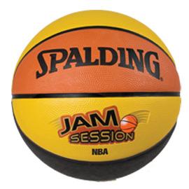 斯伯丁SPALDING NBA彩色籃球JAM