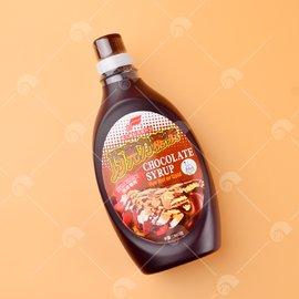【艾佳】福汎巧克力漿680g/瓶