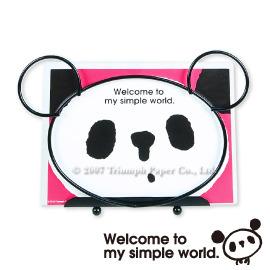 Panda 相框