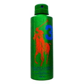 Ralph Lauren Big Pony Collection 3 ~ Green Bo