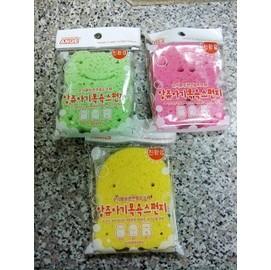 ANGE韓國進口嬰兒洗澡造型海棉 *發燒貨!!*