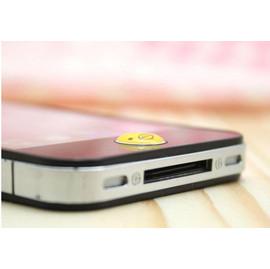 IPAD iphone6 iphone5 ipad air 新款韓國卡通 按鍵貼/home鍵貼/保護貼 (6入) 特價  [AFO-00021]