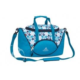 【德國 VAUDE】Snippy 13L 多功能手提側背兩用包.購物袋.旅行袋.野餐袋.行李袋.打理包.運動提袋.休閒包 VA-10882 海藍/藍 *