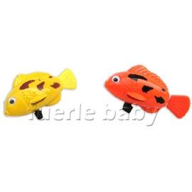 發條游水鯉魚