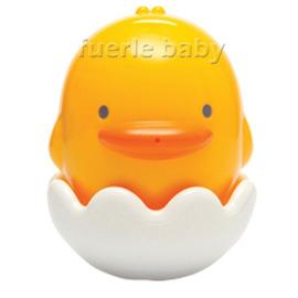 黃色小鴨啾啾噴水玩具