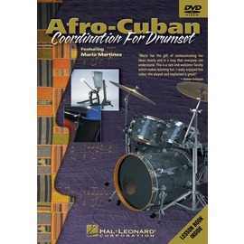~鼓DVD系列~Afro~Cuban Coordination for Drumset