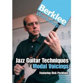 ~Berklee DVD系列~Jazz Guitar Techniques: Modal