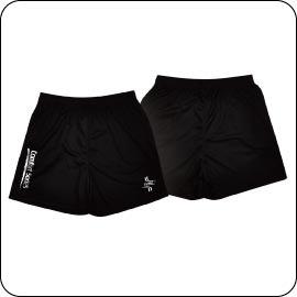 RSL_2012_排汗褲 短版  黑