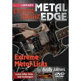 ~Lick Library系列~Extreme Metal Licks