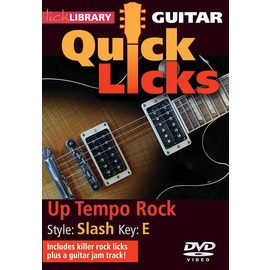 ~Lick Library系列~High Energy Rock~Quick Licks